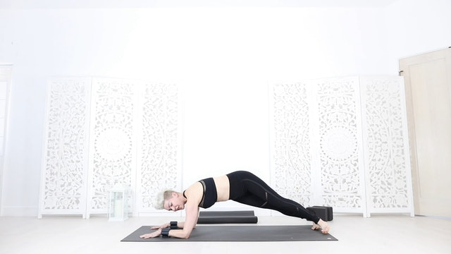 Y Arm Strength & Forearm Stand Yoga Flow