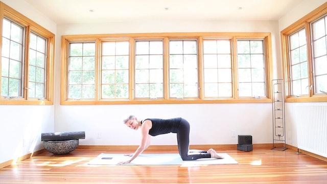 Yoga Shred®: Running Planks
