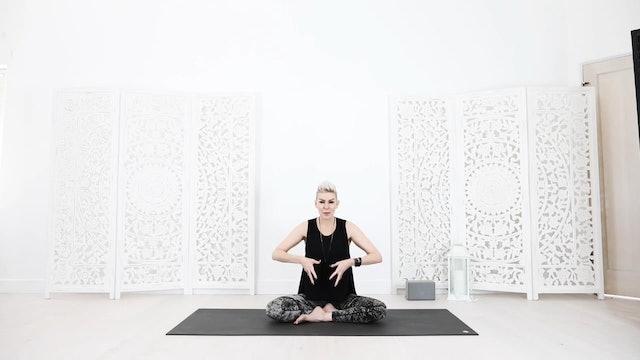The Golden Cord Meditation For Grounding & Energy