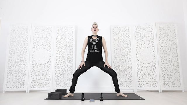 Yoga Shred for Whole Body Tune Up (Pr...