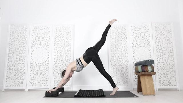Y Yoga For Hormonal Balance (Peri, Menopause, Thyroid, Adrenals)