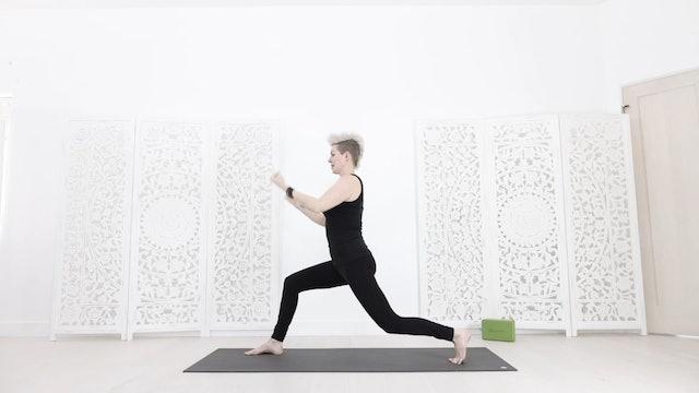 Y Spring Forward Yoga Flow