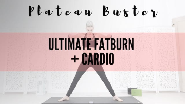 (PB) Ultimate Fatburn and Cardio 40 mins