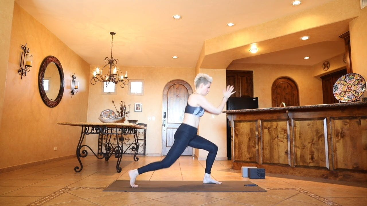 dcf44158a8 Whole Body Reshaper Yoga Shred for Weight Loss + Cardio - Recently Added -  Fit And Fierce Club with Sadie Nardini