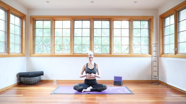 TBT30 Yoga Shred™ Burn & Detoxify Practice