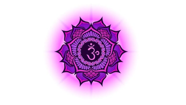 (H) Journey 9 Crown Chakra Meditation