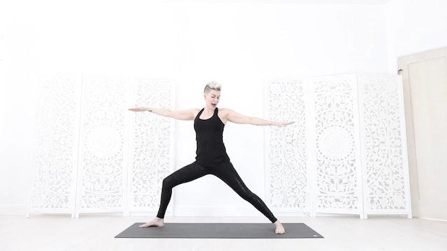 Arm Bind For Freedom Yoga Flow Intermediate / Advanced Level