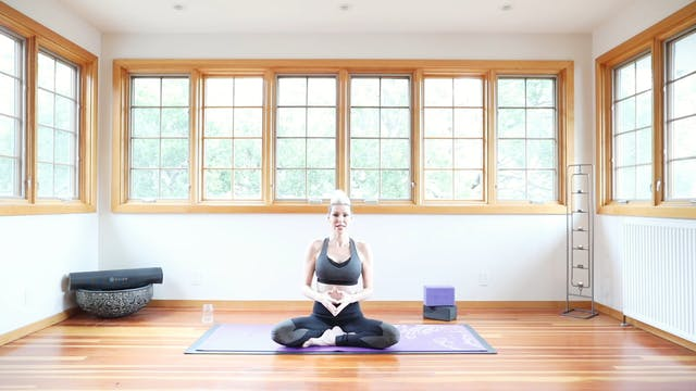 TBT30 Yoga Shred™ Burn & Detoxify Intro