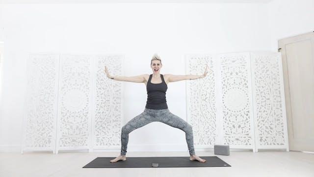 Cardio Core Yoga Shred 33 Mins