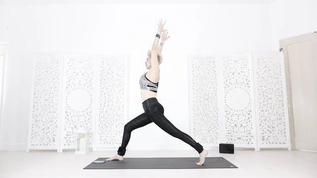 YS Total Body Tune Up Yoga Shred® Bla...