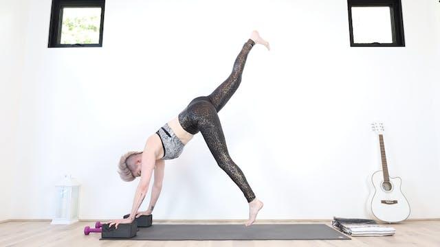 YS Triple Glutes Yoga Shred® Flow (We...