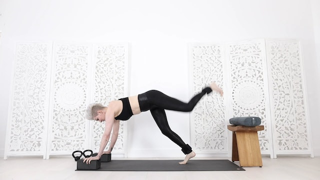 YS Yoga Shred for Adrenal Balance & Stress Relief