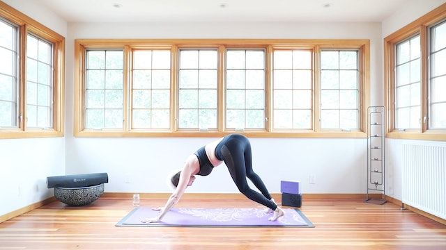 The Yoga Shred Miracle: Core Strength Fat Burner + Cardio Practice