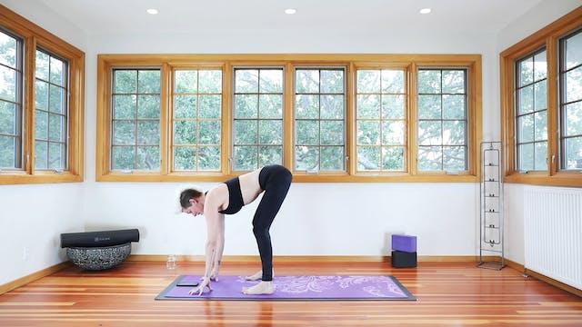 TBT30 Yoga Shred™ Balance + Tone Practice