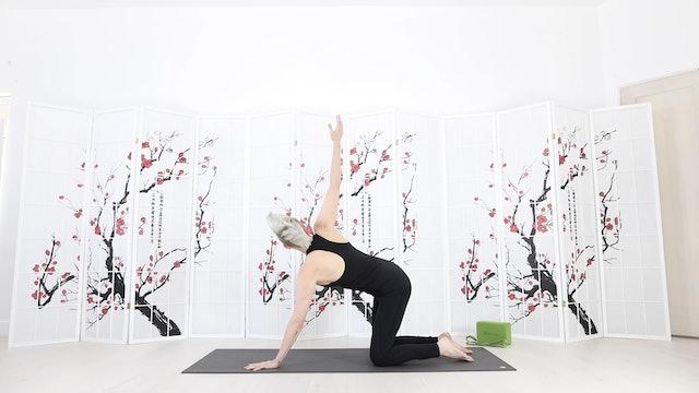 Yoga Stretch & Restore Flow For Empaths