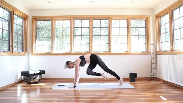Yoga Shred®: Corkscrew Yoga Burpees