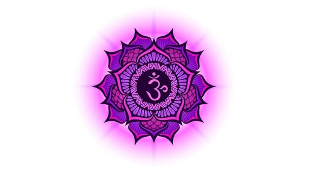 Journey 9 Crown Chakra Meditation