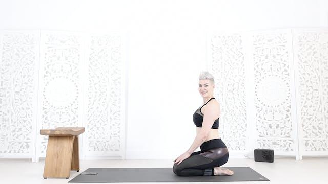 Chest Lifter Heart Opener Yoga Shred ...