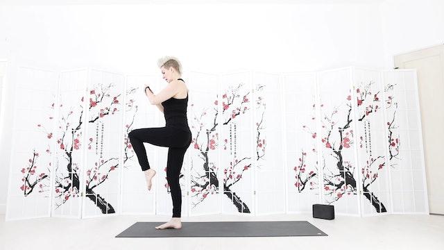 Balance Yoga Flow: Intermediate / Advanced