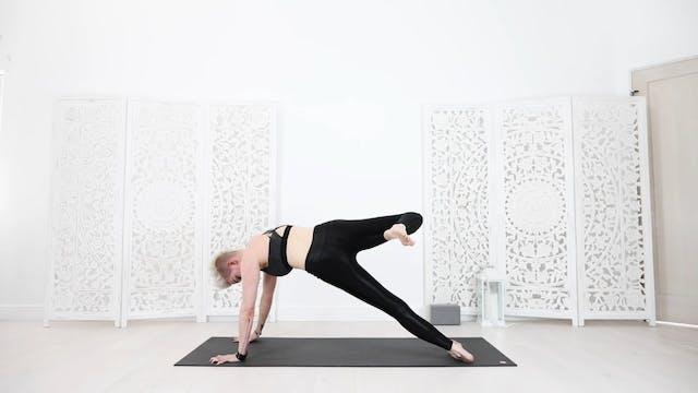 Triple Pigeon Hip Balancing Yoga Cool...