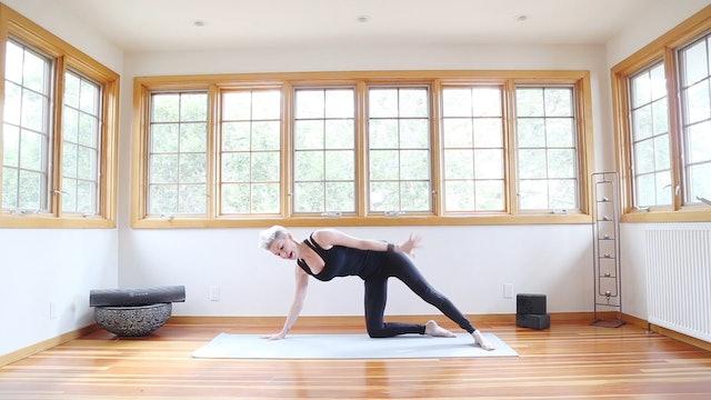 Warm Up + Arm Strength Flow