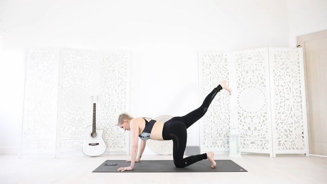 Y Yoga Flow: Cute Glutes & Whole Body Balance