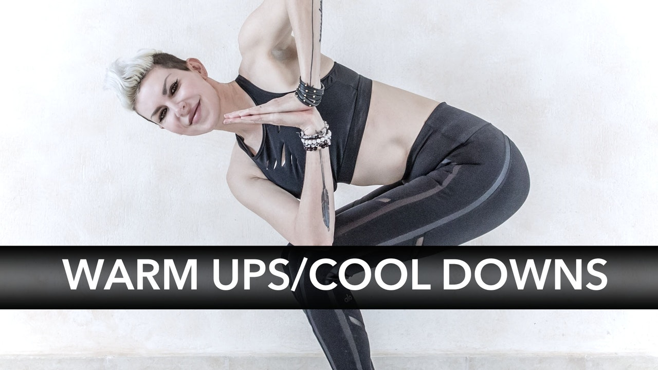 Warm Up & Cool Down Yoga