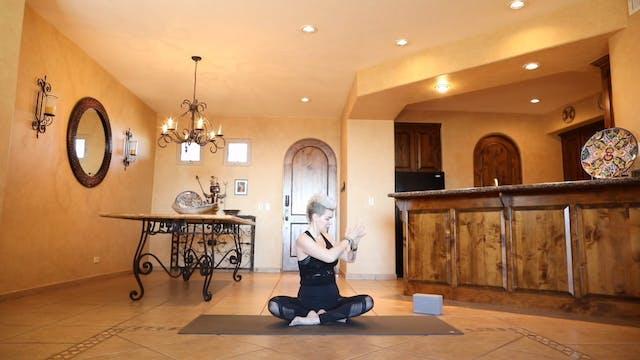 Y Super Detox Twist Yoga Flow