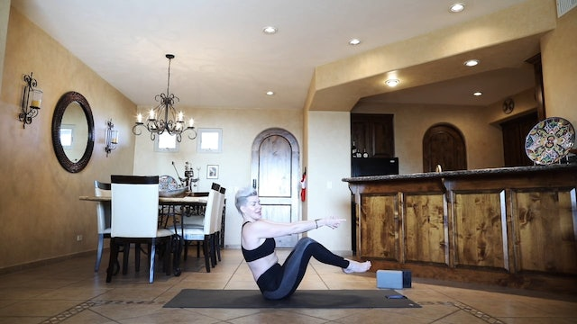 Total Core Burn Yoga Shred® 30 Mins
