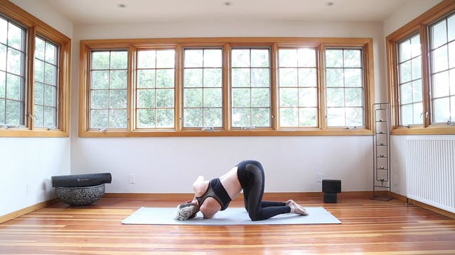 RY Relax & Recharge Yoga Flow