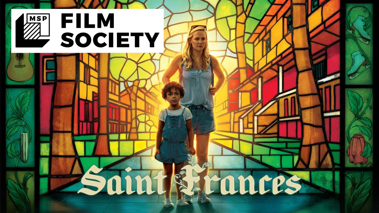 Support the MSP Film Society - See Saint Frances