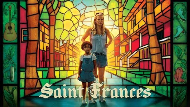 The South Bay Film Society Presents Saint Frances