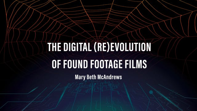 The Digital (R)evolution in Found Foo...