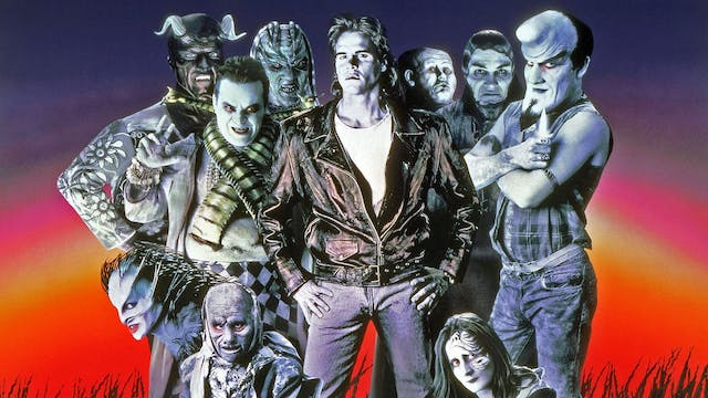 Tribute to NIGHTBREED: Brother Ghoulish