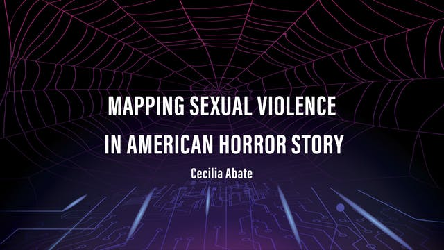 Mapping Sexual Violence in American Horror Story