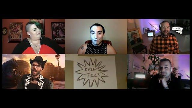 CHEAP THRILLS - Queer Horror Trivia