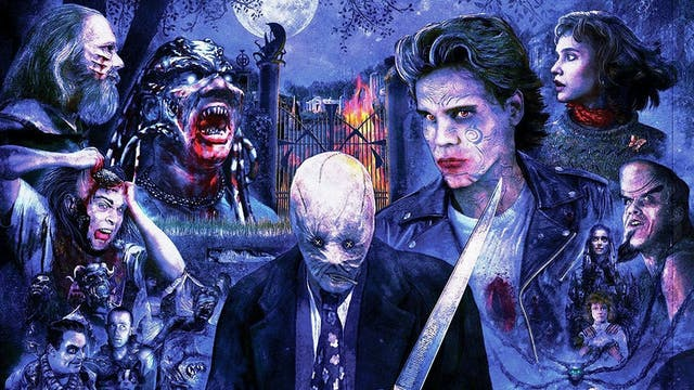 Tribute to NIGHTBREED: Horror in Session