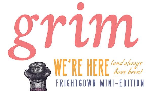 Grim No 8.5 - FRIGHTGON Mini-Edition