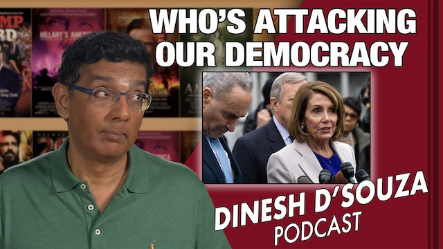 5/4/21 - WHO'S ATTACKING OUR DEMOCRACY - Ep. 82