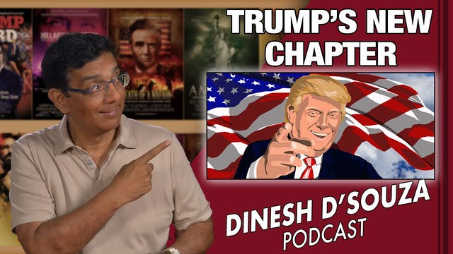 5/18/21 - TRUMP'S NEW CHAPTER - Ep. 92