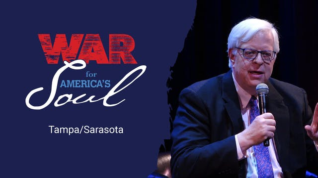 War for America's Soul - Tampa