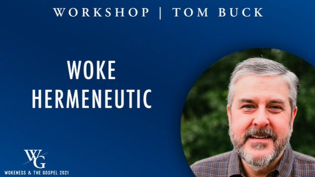 Breakout Session - Tom Buck
