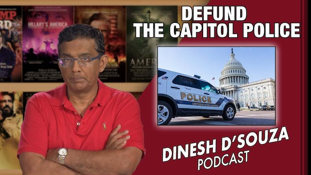 8/2/21 - DEFUND THE CAPITOL POLICE - ...