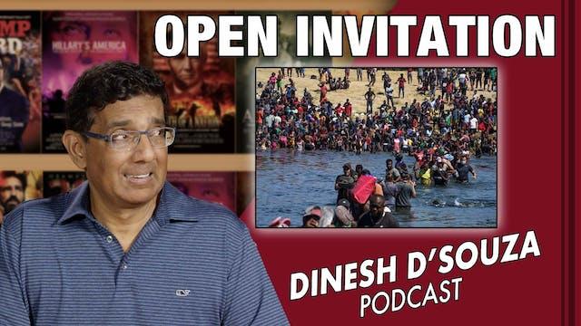 10/13/21 - OPEN INVITATION - Ep. 195