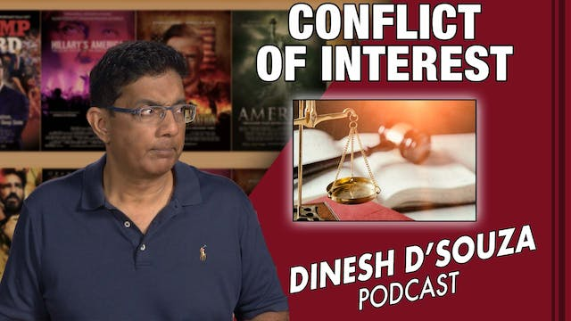 10/4/21 - CONFLICT OF INTEREST - Ep. 188