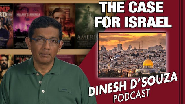 5/14/21 - THE CASE FOR ISRAEL - Ep. 90
