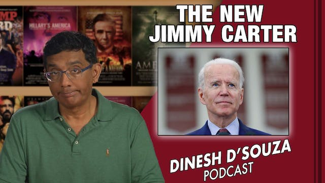 8/17/21 - THE NEW JIMMY CARTER - Ep. 155