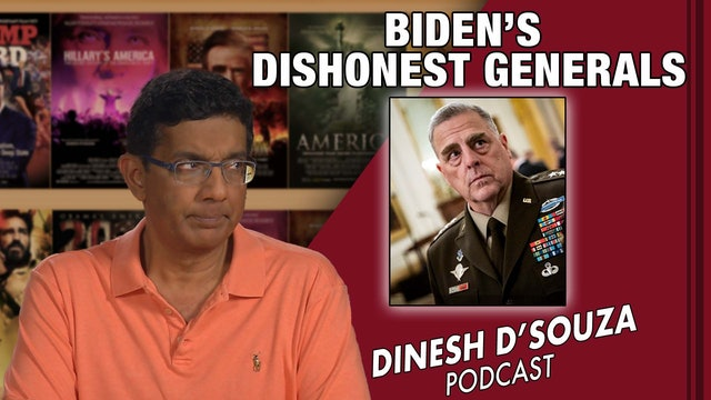 8/16/21 - BIDEN'S DISHONEST GENERALS - Ep. 154