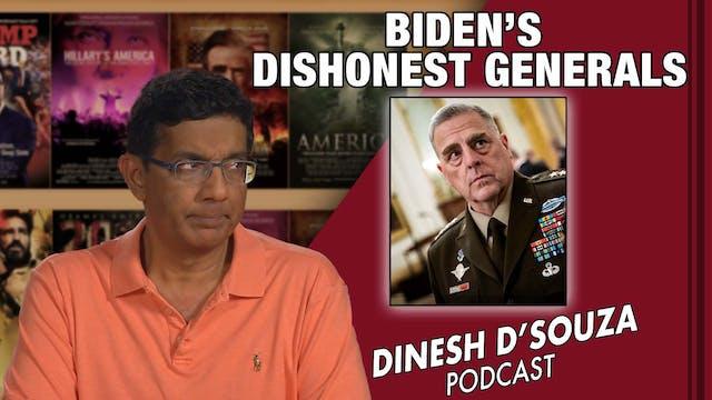 8/16/21 - BIDEN'S DISHONEST GENERALS ...