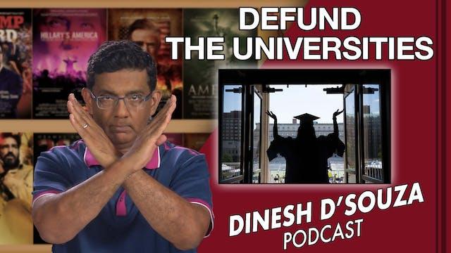 6/18/21 - DEFUND THE UNIVERSITIES - E...
